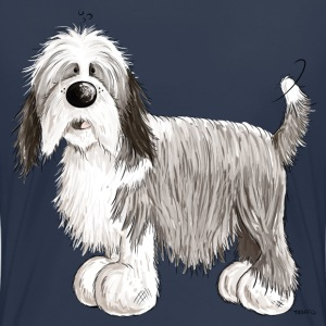 Der Bearded Collie T-Shirts - Frauen Premium T-Shirt