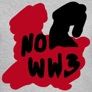 no worldwar 3 T-Shirts - Frauen T-Shirt