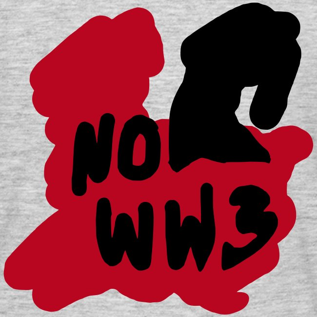 no worldwar 3 T-Shirts