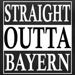 STRAIGHT OUTTA BAYERN - Frauen Premium Tank Top