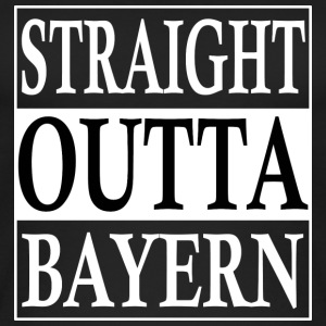 STRAIGHT OUTTA BAYERN - Frauen Bio Tank Top
