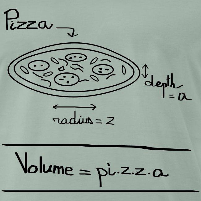 T-shirt homme Pi.z.z.a