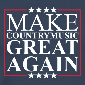 "Shirt ""Make Country Great Again"" - Männer Premium T-Shirt"