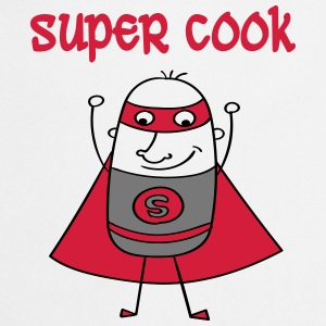 Super cook  Aprons - Cooking Apron
