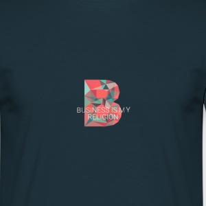 Business is my religion | LUDWIK - T-shirt Homme
