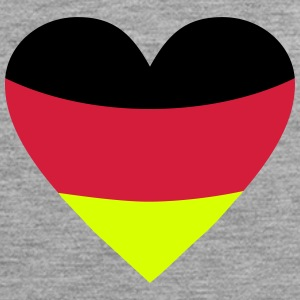 Germany Heart Sports wear - Men's Premium Tank Top