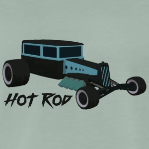 Hot Rod lover v1 - T-shirt Premium Homme