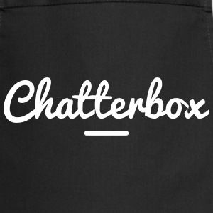 CHATTERBOX  Aprons - Cooking Apron