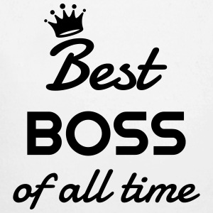 Manager Boss Chef Patron Work Job Society Baby Bodysuits - Longlseeve Baby Bodysuit