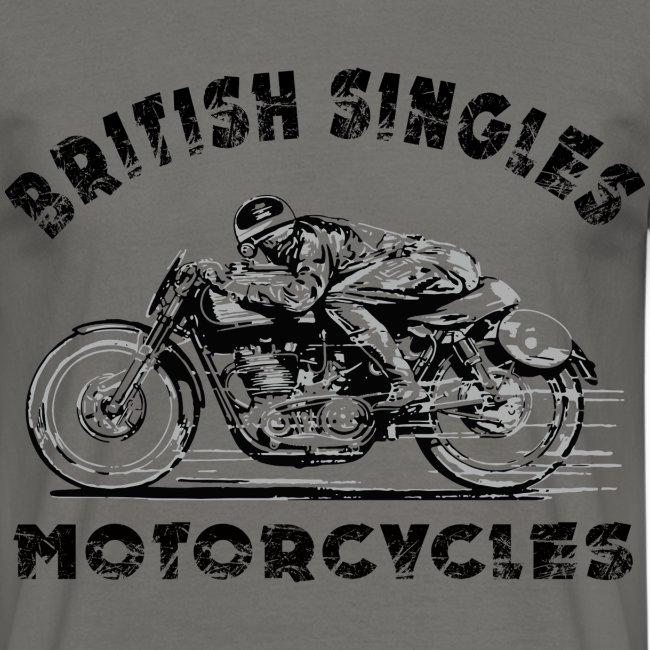 British Singles Motorcycles