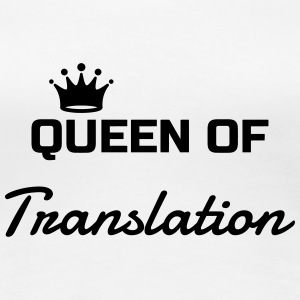 interprète / traducteur / traduction / Métier / Job Tee shirts - T-shirt Premium Femme