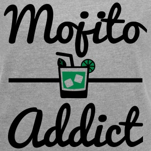 Mojito Addict (2) T-Shirts - Women's T-shirt with rolled up sleeves