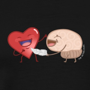 Heart And Mind - Men's Premium T-Shirt