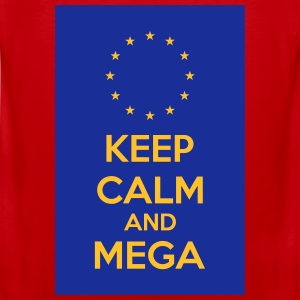 Keep Calm And Mega Sportbekleidung - Männer Premium Tank Top