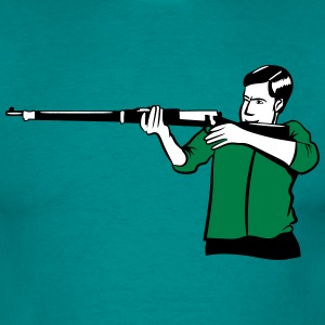 Shooting T-Shirts - Men's T-Shirt
