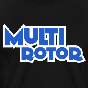 Multirotor - Men's Premium T-Shirt