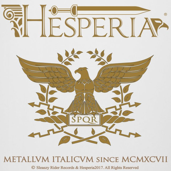 HESPERIA - Beer Mug (Roman Eagle/Caesar album)