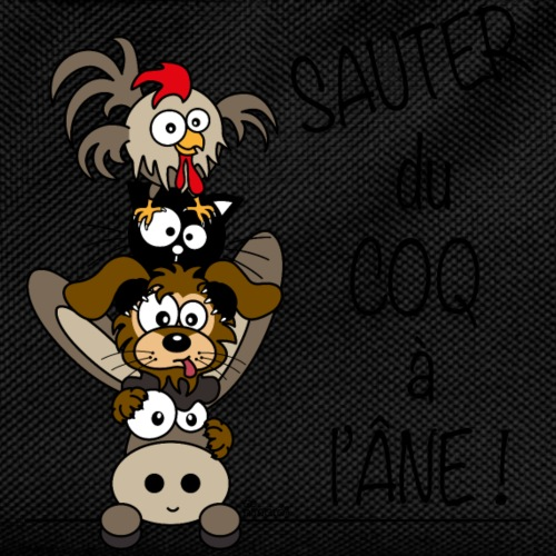 Sauter du Coq à l'Âne
