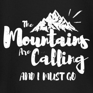 The mountains call me! Baby Long Sleeve Shirts - Baby Long Sleeve T-Shirt