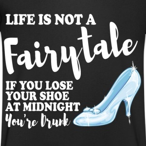 Life is not a fairy tale T-Shirts - Men's V-Neck T-Shirt