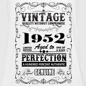 Premium Vintage 1952 Aged To Perfection Tops - Women's Tank Top by Bella