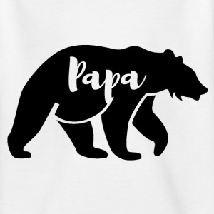 Papa bear Shirts - Teenage T-shirt