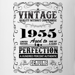 Premium Vintage 1955 Aged To Perfection Mugs & Drinkware - Mug