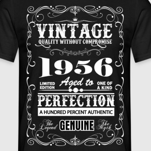 Premium Vintage 1956 Aged To Perfection T-Shirts - Men's T-Shirt