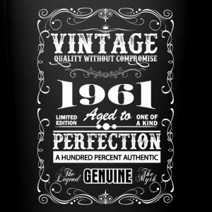 Premium Vintage 1961 Aged To Perfection Mugs & Drinkware - Full Colour Mug