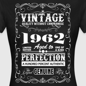 Premium Vintage 1962 Aged To Perfection T-Shirts - Women's T-Shirt