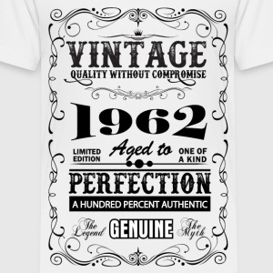 Premium Vintage 1962 Aged To Perfection Shirts - Kids' Premium T-Shirt