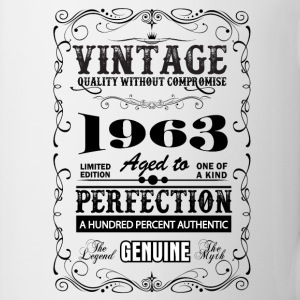 Premium Vintage 1963 Aged To Perfection Mugs & Drinkware - Mug