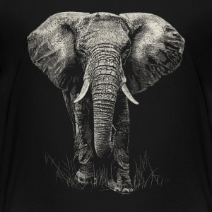 Elefant  T-Shirts - Teenager Premium T-Shirt