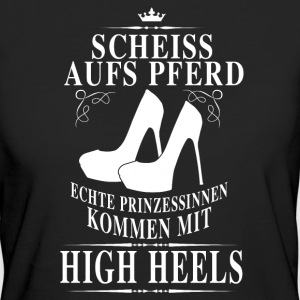 high heels power T-Shirts - Women's Organic T-shirt