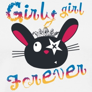Girly Girl Forever - Men's Premium T-Shirt