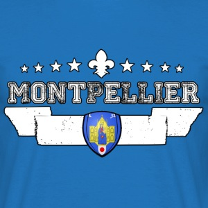 Montpellier Tee shirts - T-shirt Homme