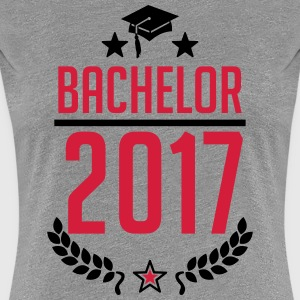 Bachelor 2017 T-Shirts - Frauen Premium T-Shirt