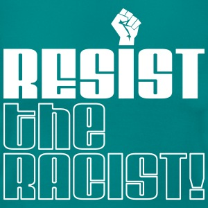 resist the racist T-Shirts - Frauen T-Shirt