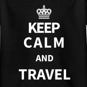 travel Shirts - Kids' T-Shirt