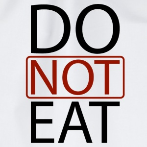 Do Not Eat Borse & Zaini - Sacca sportiva