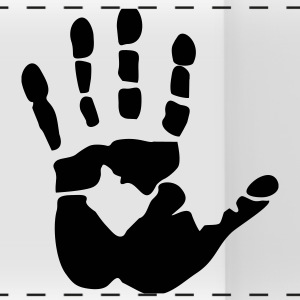 Handprint, high five Mokken & toebehoor - Panoramamok
