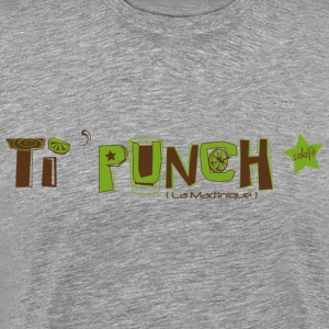 TI PUNCH - T-shirt Premium Homme