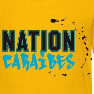 NATION CARAIBES - T-shirt Premium Enfant