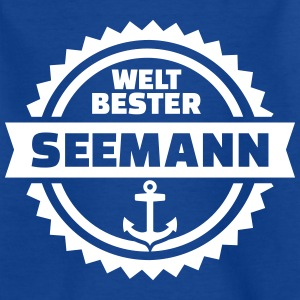 Seemann T-Shirts - Kinder T-Shirt