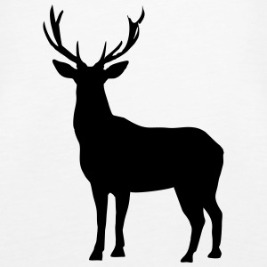 Deer Topper - Premium singlet for kvinner