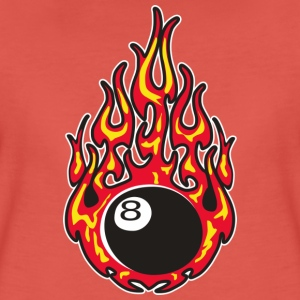 Eightball T-Shirts - Frauen Premium T-Shirt
