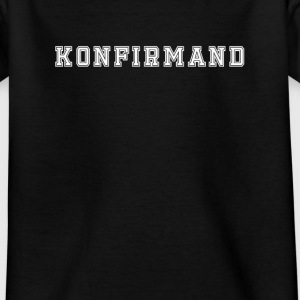 Shirt Teenies Konfirmand - Teenager T-Shirt