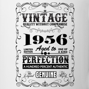 Premium Vintage 1956 Aged To Perfection Mugs & Drinkware - Mug