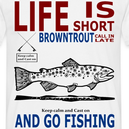 Life is short browni