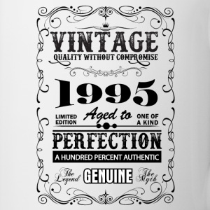 Premium Vintage 1995 Aged To Perfection Mugs & Drinkware - Mug